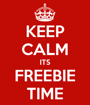 keep-calm-its-freebie-time